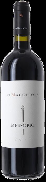 2011 MESSORIO Le Macchiole, Lea & Sandeman
