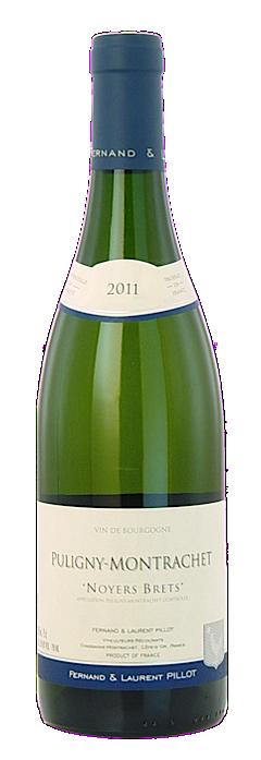 2011-PULIGNY-MONTRACHET-Noyers-Brets-Domaine-Fernand-Laurent-Pillot