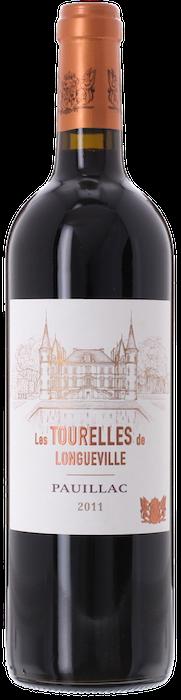 2011 TOURELLES DE LONGUEVILLE de Château Pichon Baron Pauillac, Lea & Sandeman