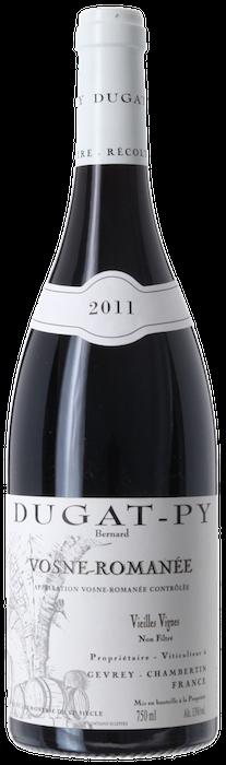 2011 VOSNE ROMANÉE Vieilles Vignes Domaine Bernard Dugat-Py, Lea & Sandeman