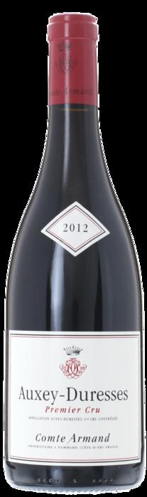 2012 AUXEY DURESSES 1er Cru Domaine Comte Armand, Lea & Sandeman