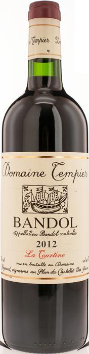 2012 BANDOL Cuvée Tourtine Domaine Tempier, Lea & Sandeman