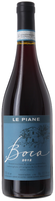 2012 BOCA Le Piane, Lea & Sandeman