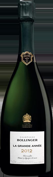 2012 BOLLINGER Grande Année Brut Champagne Bollinger, Lea & Sandeman