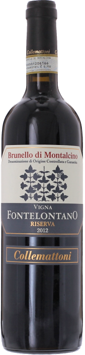 2012 BRUNELLO DI MONTALCINO Vigna Fontelontano Riserva Collemattoni, Lea & Sandeman