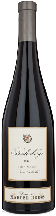 2012 BURLENBERG Pinot Noir Domaine Marcel Deiss, Lea & Sandeman