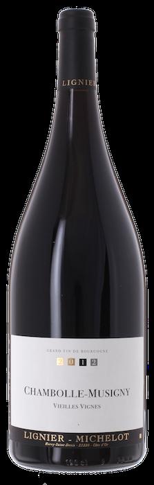 2012 CHAMBOLLE MUSIGNY Vieilles Vignes Domaine Lignier-Michelot, Lea & Sandeman