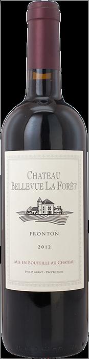 2012 CHÂTEAU BELLEVUE LA FORÊT Côtes du Frontonnais, Lea & Sandeman