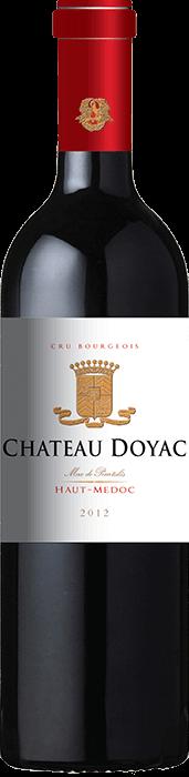 2012 CHÂTEAU DOYAC Cru Bourgeois Haut Médoc, Lea & Sandeman