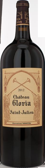 2013-CHÂTEAU-GLORIA-Cru-Bourgeois-Saint-Julien-Château-Gloria