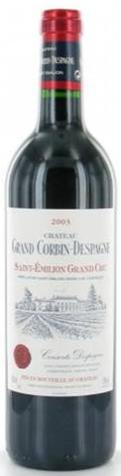 2011-CHÂTEAU-GRAND-CORBIN-DESPAGNE-Grand-Cru-Saint-Emilion-Château-Grand-Corbin-Despagne