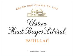 2013-CHÂTEAU-HAUT-BAGES-LIBERAL-5ème-Cru-Classé-Pauillac-Château-Haut-Bages-Libéral