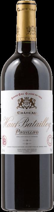 2012 CHÂTEAU HAUT BATAILLEY 5ème Cru Classé Pauillac, Lea & Sandeman