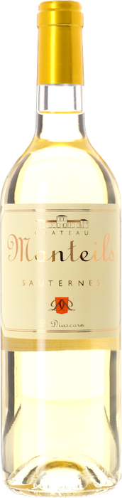 2012 CHÂTEAU MONTEILS Cru Bourgeois Sauternes, Lea & Sandeman