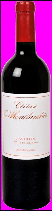 2012-CHÂTEAU-MONTLANDRIE-Côtes-de-Castillon