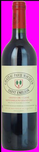 2013-CHÂTEAU-PAVIE-MACQUIN-Grand-Cru-Classé-Saint-Emilion