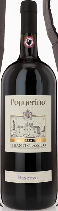 2012 CHIANTI CLASSICO Riserva Bugialla Poggerino, Lea & Sandeman