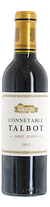 2013-CONNÉTABLE-TALBOT-du-Château-Talbot-Saint-Julien-Château-Talbot