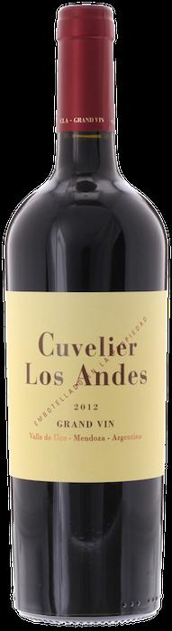 2012 GRAND VIN Cuvelier los Andes, Lea & Sandeman