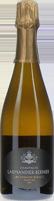 2012 LARMANDIER-BERNIER Les Chemins d'Avize Blanc de Blancs Grand Cru Champagne Larmandier-Bernier, Lea & Sandeman