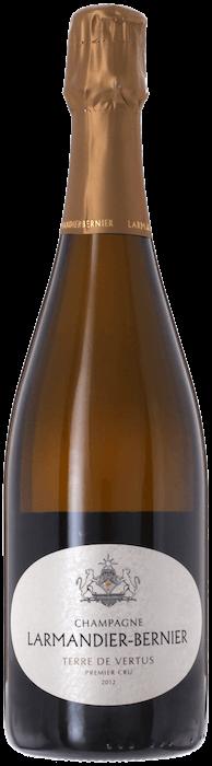 2012 LARMANDIER-BERNIER Terre de Vertus Non Dosé 1er Cru Champagne Larmandier-Bernier, Lea & Sandeman