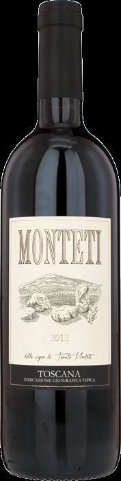 2012 MONTETI Tenuta Monteti, Lea & Sandeman