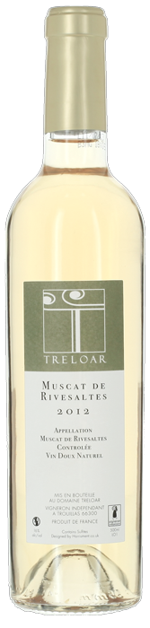 2012 MUSCAT DE RIVESALTES Domaine Treloar, Lea & Sandeman