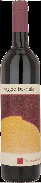 2012 POGGIO BESTIALE Rosso della Maremma Fattoria di Magliano, Lea & Sandeman