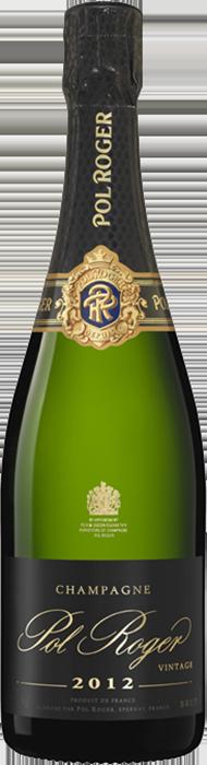 2012 POL ROGER Brut Champagne Pol Roger, Lea & Sandeman