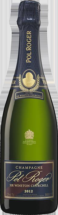 2012 POL ROGER Cuvée Sir Winston Churchill, Lea & Sandeman