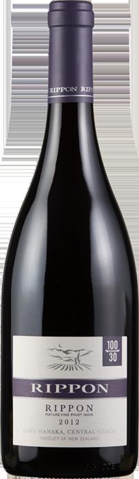 2012 RIPPON Pinot Noir Mature Vine Rippon Vineyards, Lea & Sandeman