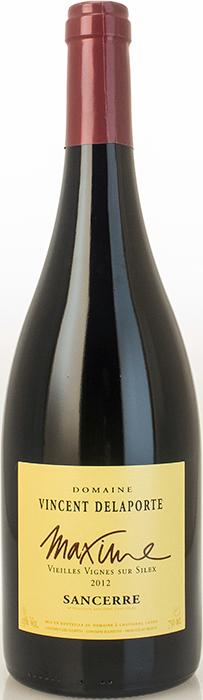 2012-SANCERRE-ROUGE-Cuvée-Maxime-Vieilles-Vignes-Silex-Chavignol-Domaine-Vincent-Delaporte