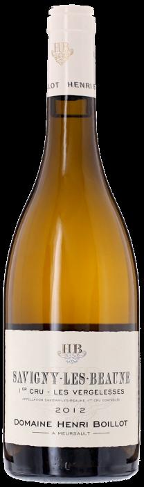 2012 SAVIGNY LES BEAUNE Blanc 1er Cru Vergelesses Domaine Henri Boillot, Lea & Sandeman