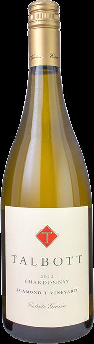 2012 SLEEPY HOLLOW Chardonnay Talbott Vineyards, Lea & Sandeman