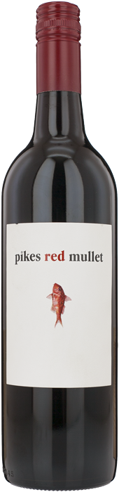 2012 THE RED MULLET Pikes Polish Hill River Estate, Lea & Sandeman