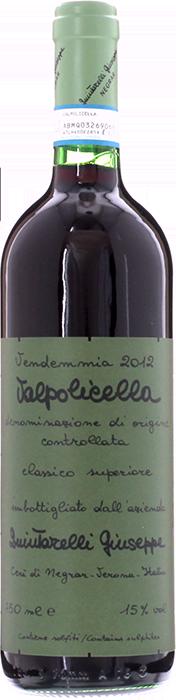 2012 VALPOLICELLA CLASSICO Quintarelli, Lea & Sandeman