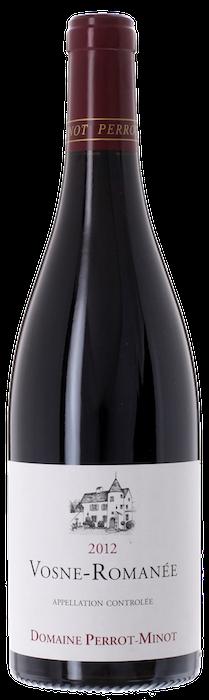 2012 VOSNE ROMANÉE Vieilles Vignes Domaine Christophe Perrot-Minot, Lea & Sandeman