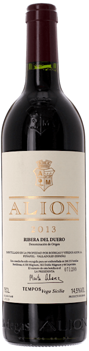 2013 ALION Bodegas Alion, Lea & Sandeman