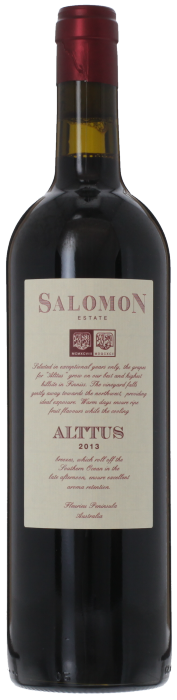 2013 ALTTUS Salomon Estate, Lea & Sandeman