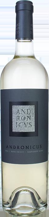 2013 ANDRONICUS SAUVIGNON BLANC Titus Vineyards, Lea & Sandeman