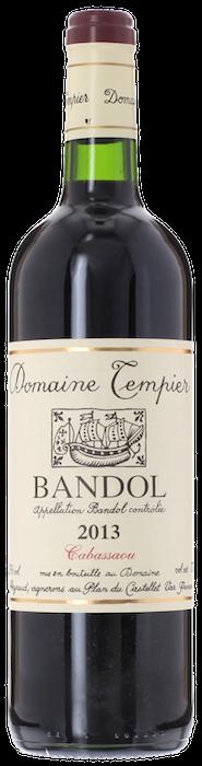 2013 BANDOL Cuvée Cabassaou Domaine Tempier, Lea & Sandeman