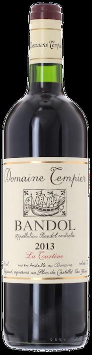 2013 BANDOL Cuvée Tourtine Domaine Tempier, Lea & Sandeman