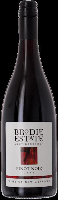 2013 BRODIE ESTATE Pinot Noir, Lea & Sandeman