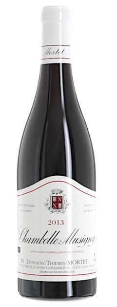 2013 CHAMBOLLE MUSIGNY Domaine Thierry Mortet, Lea & Sandeman