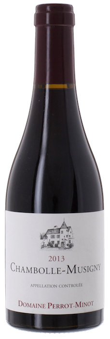 2013 CHAMBOLLE MUSIGNY Vieilles Vignes Domaine Christophe Perrot-Minot, Lea & Sandeman
