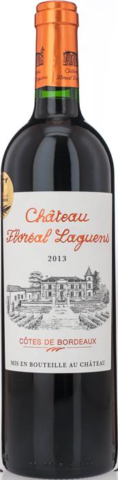 2013 CHÂTEAU FLORÉAL LAGUENS Côtes de Bordeaux, Lea & Sandeman
