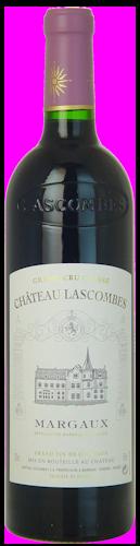 2013-CHÂTEAU-LASCOMBES-2ème-Cru-Classé-Margaux-Château-Lascombes
