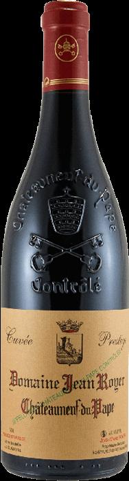 2013 CHÂTEAUNEUF DU PAPE Prestige Domaine Jean Royer, Lea & Sandeman