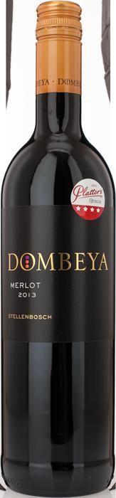 2013 DOMBEYA Merlot, Lea & Sandeman