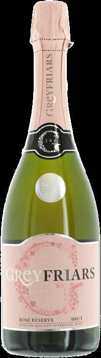 2013 GREYFRIARS Rosé Brut English Sparkling Wine Greyfriars Vineyard, Lea & Sandeman